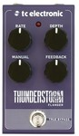 TC Electronic Thunderstorm Flanger All Analog Flanger Pedal