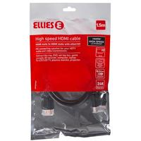 Ellies - High Speed HDMI  Cable 1.5m