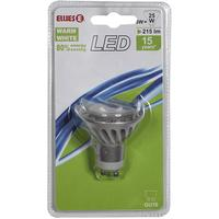 Ellies - 5w LED GU10 Light Bulb - Warm White (3000k GU10)