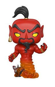 Funko Pop! Disney - Aladdin - Jafer (Red) - Cover