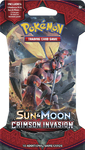 Pokémon TCG - Sun & Moon: Crimson Invasion Sleeved Booster (Trading Card Game)