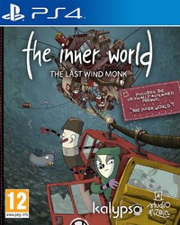The Inner World: The Last Wind Monk (PS4) - Cover