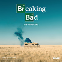 Breaking Bad: The Board Game (Board Game) - Cover