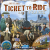 Ticket to Ride - Map Collection 6: France & Old West (Board Game)