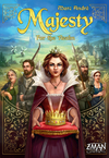 Majesty: For the Realm (Board Game)