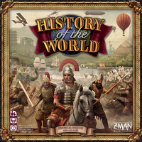 History of the World (Board Game) - Cover