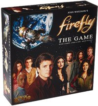 Firefly: The Game (Board Game) - Cover
