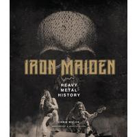 Iron Maiden - Chris Welch (Hardcover)
