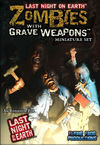 Last Night on Earth: Zombies With Grave Weapons Expansion (Board Game)
