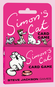 Simon's Cat (Card Game) - Cover