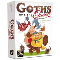 Goths Save the Queen (Card Game)