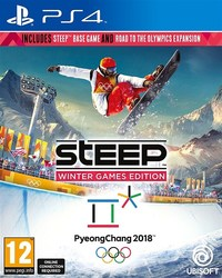 Steep - Winter Games Edition (PS4)