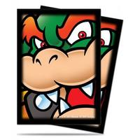 Ultra Pro - Super Mario Protector Sleeves Bowser (65)