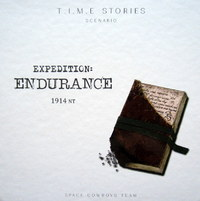 T.I.M.E Stories: Expedition - Endurance (Board Game) - Cover