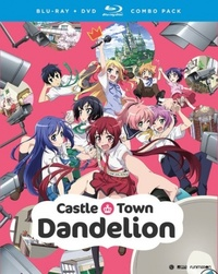 Castle Town Dandelion (Blu-ray) - Cover