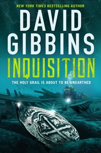 Inquisition - David Gibbins (Hardcover)