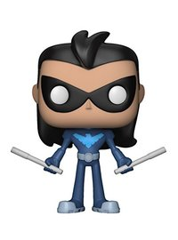 Funko Pop! Television - Teen Titans Go! S3 - Robin As Nightwing - Cover