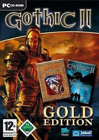 Gothic II - Gold Edition (PC) - Cover
