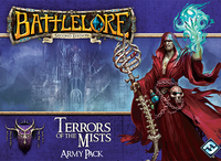 BattleLore (Second Edition): Terrors of the Mists Army Pack (Board Game) - Cover