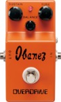 Ibanez OD850 Classic Guitar Overdrive Pedal