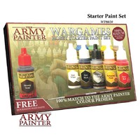 Army Painter - Warpaints Starter Paint Set (Model Paints)