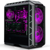 Cooler Master - MasterCase H500P Midi-Tower Black, Metallic Computer Case