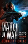 March of War - Bennett R. Coles (Paperback)