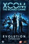 XCOM: The Board Game - Evolution Expansion (Board Game)
