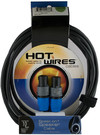 On-Stage SP14-10SS Speaker Cable - 10ft (Black)