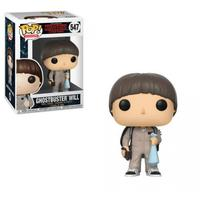 Funko Pop! Television - Stranger Things: Will Ghostbusters Vinyl Figure