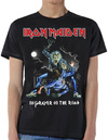 Iron Maiden - No Prayer On the Road Mens Black T-Shirt (X-Large)