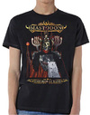 Mastodon - Emperor of Sand Mens Black T-Shirt (Small)