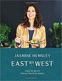 East By West - Jasmine Hemsley (Hardcover) - Cover