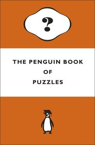 Penguin Book of Puzzles - Gareth Moore (Paperback) - Cover