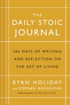 Daily Stoic Journal - Ryan Holiday (Hardcover)