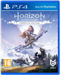 Horizon: Zero Dawn - Complete Edition (PS4) - Cover