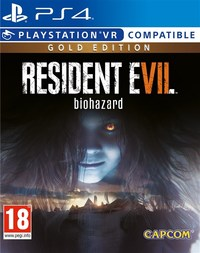 Resident Evil 7 biohazard - Gold Edition (PS4) - Cover