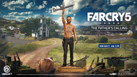 Far Cry 5 - Joseph: The Father Is Calling (Figurine of the Main Villian) - Cover