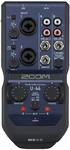 Zoom U-44 4-Channel Field Audio Interface