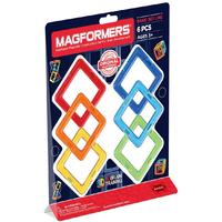 Magformers - Squares (6 Pieces)