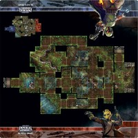 Star Wars: Imperial Assault - Nal Hutta Swamps Skirmish Map (Miniatures) - Cover