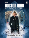 Doctor Who RPG - The Black Archive (Role Playing Game)