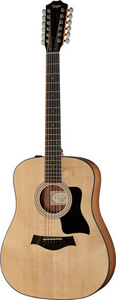 Taylor 150e 100 Series 12 String Dreadnaught Acoustic Electric Guitar (Natural)