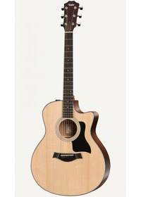 Taylor 316ce 300 Series Grand Symphony Acoustic Electric Guitar (Natural)