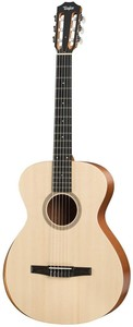 Taylor Academy Series Academy 12e-N Acoustic Electric Nylon String Guitar (Natural)