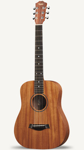 Taylor BT2 Baby Series Baby Mahogany Travel Acoustic Guitar - Cover