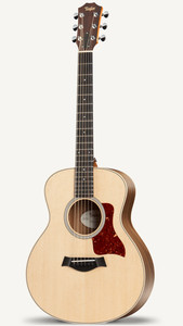Taylor GS Mini-e Walnut GS Mini Series Walnut Travel Acoustic Electric Guitar (Natural)