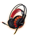 Genius HS-G680 Binaural Head-band Headset - Black