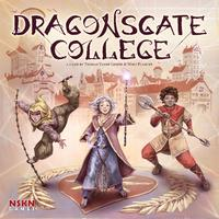 Dragonsgate College (Board Game)