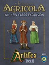 Agricola - Artifex Deck Expansion (Board Game)